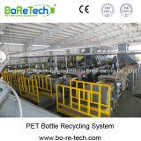 6000kg/Hペットびんのリサイクリング・システム
