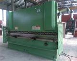 Máquina de dobra hidráulica Wc67k-160tx4000