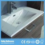 Unidade nova da vaidade do banheiro do estilo do projeto gama alta moderno da unidade do gabinete do banho do carvalho (BF121M)