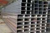 Труба использования конструкции прямоугольная стальная