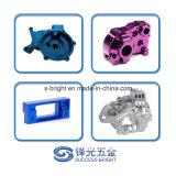 CNC de aluminio Machining de Parte para el equipamiento médico