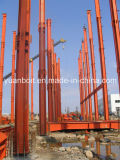 Steel Structure Outdoor Modeling Galvanized Material의 좋은 Looking