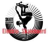 Das rodas elétricas do skate 4 da contra-explosão do distribuidor de Besty motor elétrico do skate do produto novo de Longboard 2016 do skate