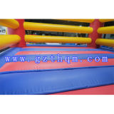 팽창식 Fighting Pitch Kids 팽창식 Boxing Rings 또는 Inflatable Bouncy Boxing Rings