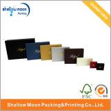 Caisse d'emballage rigide fabriquée à la main de cadeau (QYZ002)