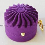 Crear la caja dulce del anillo para requisitos particulares de la joyería de la boda