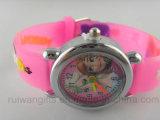 Het in het groot Horloge van het Beeldverhaal van de Riem van pvc voor het Horloge van Jonge geitjes