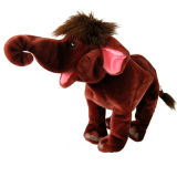 Elefante macio brinquedo animal enchido do luxuoso (TPYS0004)