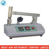 단화 물자는 기계로 가공할 것을 듣는다 저항 시험 또는 검사자 (GW-076)가