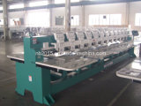 912 편평한 Embroidery Machine 또는 Computerized Embroidery Machine
