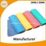 Напечатанные Nonwoven Wipes чистки для пользы кухни