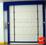 中国Industrilの安全な高性能速いPVC圧延のドアの製造の製造者(HF-J318)