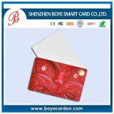印刷できるPlastic Em4100 Chip RFID 125kHz Proximity Em ID Card