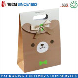 2015 Cartoon Loverly Gift Paper Bag con Fashion Design