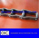 Согнутые цепи штыря плиты стальные
