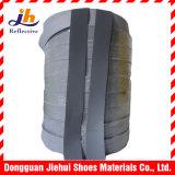 Bande r3fléchissante argentée lumineuse de tissu de visibilité élevée pour le vêtement