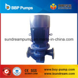 Cold vertical line and Hot Water Pipeline Pump