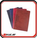 Het Notitieboekje van de Dekking van het Document van het linnen voor Studenten