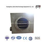 Precalentador del agua del precalentador de aire del cambiador de calor del aire