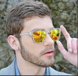 Lunettes de soleil Tr90 avec les lunettes de soleil polaroïd de lentille
