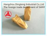 中国からの石の掘削機のバケツの歯