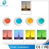 Colorido 7s Fujifilm Instax Mini8 película instantánea de la cámara Cierre de la lente de filtro