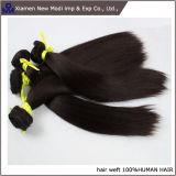 Da extensão reta do cabelo humano de China Silkly cabelo humano brasileiro