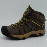 Хорошая конструкция Hiking ботинки ботинок напольные Trekking