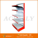금속 Back Net 또는 Hole Style Single Sided Fixed/Rotary Convenient 상점 Shelf