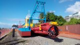 Cutter Suction Dredger 10 Inch (LDCSD-250)