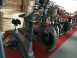 Gimnasio Gym Equipment cubierta en vertical, bici