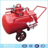 Chariot de mousse/réservoir/élément mobiles de mousse pour la lutte contre l'incendie