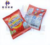Empaquetadora de la bolsa detergente del polvo