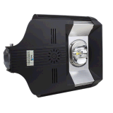 Alto indicatore luminoso di via bianco di luminosità 40W LED dell'obiettivo ottico