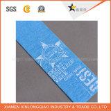 Papel del paño de impresión de etiquetas de prendas de vestir de plástico Columpio personalizada etiqueta colgante