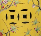 De Chinese Kruk van de Tuin van het Porselein