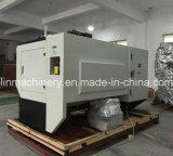 高い剛性率CNCの旋盤のツール、旋盤機械CNCの水平の旋盤