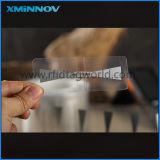 Collant fragile d'étiquette de fréquence ultra-haute d'IDENTIFICATION RF pour le management de stationnement de véhicule