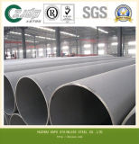 Tubo soldado con autógena del acero inoxidable del fabricante ASTM Tp321