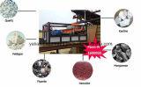 Сепаратор штуфа пояса высокой интенсивности сухой магнитный