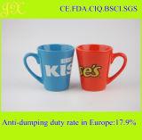 Farbe glasig-glänzende Form-keramische Kaffeetasse