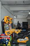 Macchina di corsa del gioco della bici 2 eccellenti a gettoni della galleria del simulatore del motore dei FF video
