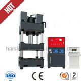 Quatre presses hydrauliques de fléau/double presse hydraulique d'étirage profond d'action utilisée en traitant des produits en métal