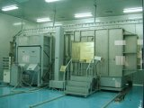 Línea de capa de calidad superior de metal de la barrera de la barandilla de la Caliente-Venta