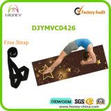 PRO Yoga en Mat Pilates met Afgedrukte het Etiket van de Douane