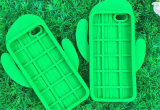 tampa macia do silicone da caixa iPhone6/6plus do telefone de pilha do iPhone 7/7puls do cacto 3D para o modelo novo A310/A315 Huawei P9/P9lite de Zte