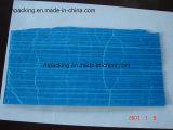 Feuille de mur en plastique ondulée réutilisée de jumeau de feuille pour la protection