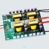 3000W 12V/24V/48VDC к AC110V/220V с инвертора силы решетки