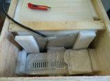 Печь пробки двойной зоны электрическая с фланцами вакуума & пробкой глинозема