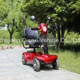 Самокат силы электрической удобоподвижности 4 колес пожилой (ST098)